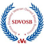 service disabled veteran owned business logo